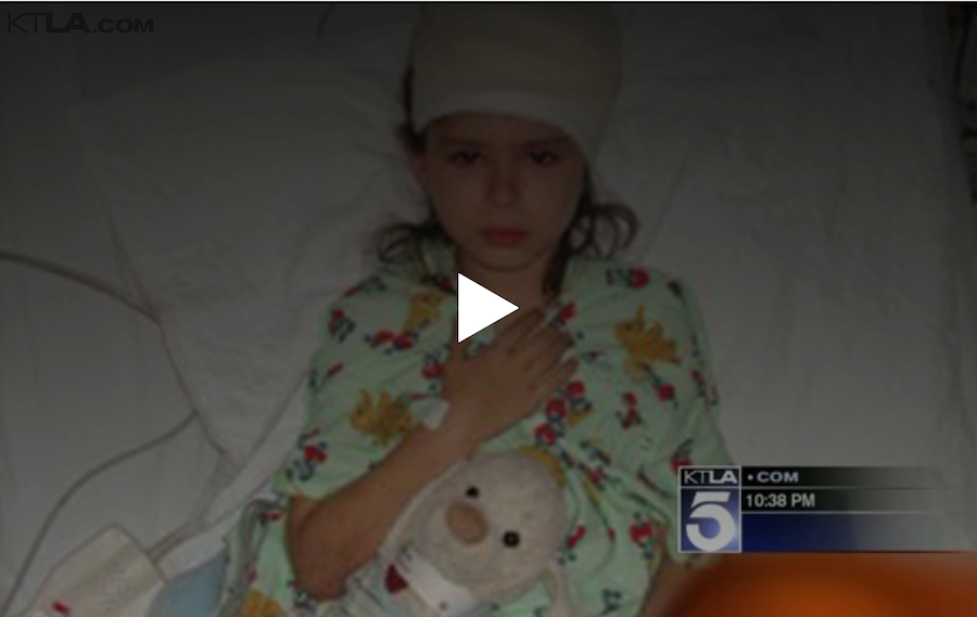 KTLA 5 – Sofie's Journey: Epilepsy Awareness