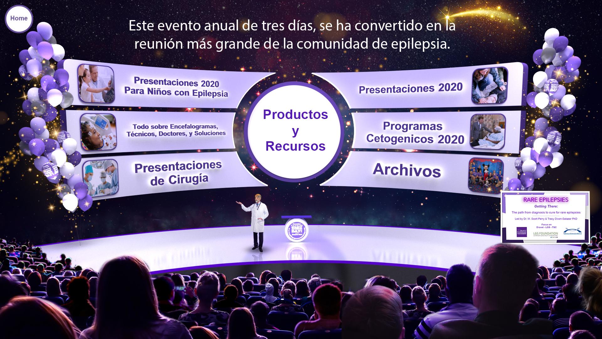 Spanish Live Presentation